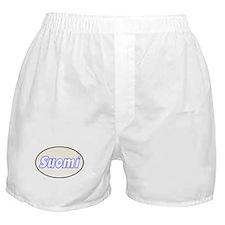 Suomi Gill Sans Boxer Shorts