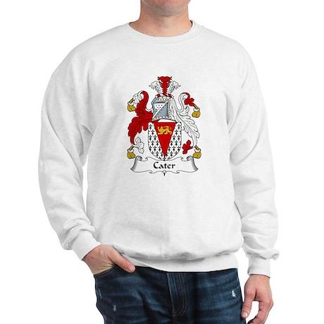 Cater Family Crest Sweatshirt