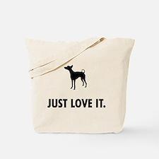 Xoloitzcuintli Tote Bag