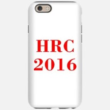 HRC 2016-Bod red 421 iPhone 6 Tough Case