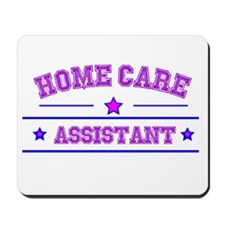 HOME CARE ASSISTANT Mousepad