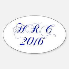 HRC 2016-Cho blue 300 Decal