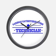 CARDIAC CATHETERIZATION TECHNICIAN Wall Clock