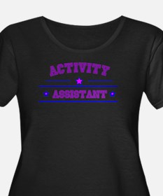 activity assistant Plus Size T-Shirt
