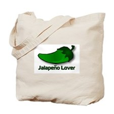 Jalapeno Lover Tote Bag