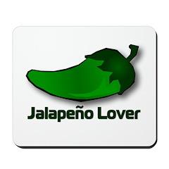 Jalapeno Lover Mousepad