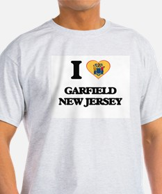 I love Garfield New Jersey T-Shirt