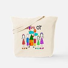 Pediatric Occupational Therapist Tote Bag
