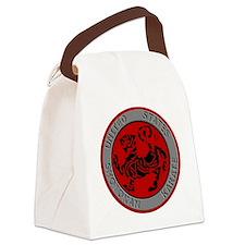 US Shotokan Karate Canvas Lunch Bag