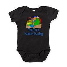 Yia-Yia's Beach Buddy Baby Bodysuit