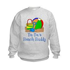 Yia-Yia's Beach Buddy Sweatshirt
