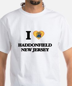 I love Haddonfield New Jersey T-Shirt