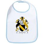 Carswell Family Crest Bib