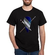 Etienne de Champagne shield T-Shirt