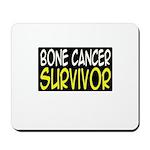 'Bone Cancer Survivor' Mousepad