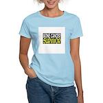 'Bone Cancer Survivor' Women's Light T-Shirt