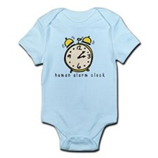 human alarm Infant Bodysuit