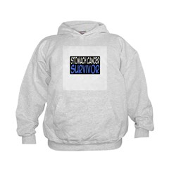 'Stomach Cancer Survivor' Hoodie