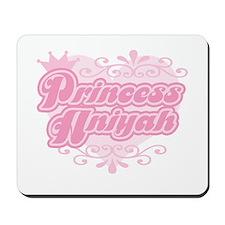 """""""Princess Aniyah"""" Mousepad"""