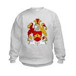 Carr Family Crest  Kids Sweatshirt