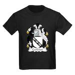 Carleton Family Crest Kids Dark T-Shirt