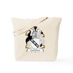 Carleton Family Crest Tote Bag