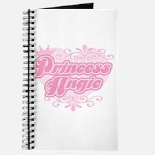 """Princess Angie"" Journal"