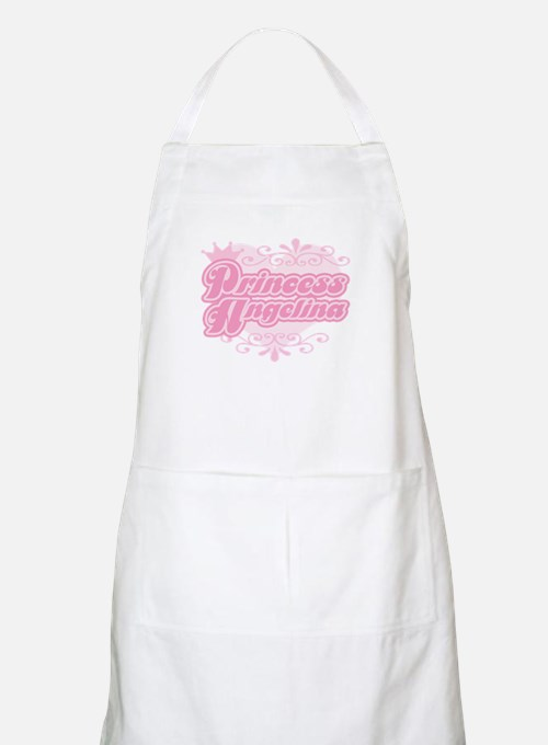 """Princess Angelina"" BBQ Apron"