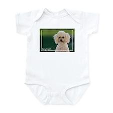 Miniature Poodle-9 Infant Bodysuit