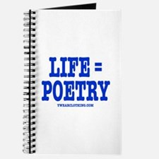 Life is Poetry Journal