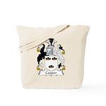 Capper Family Crest Tote Bag