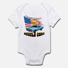 Muscle Car-GTO Infant Bodysuit