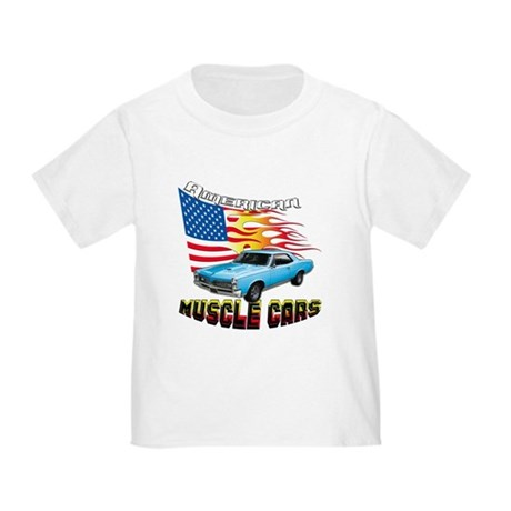 Muscle Car-GTO Toddler T-Shirt