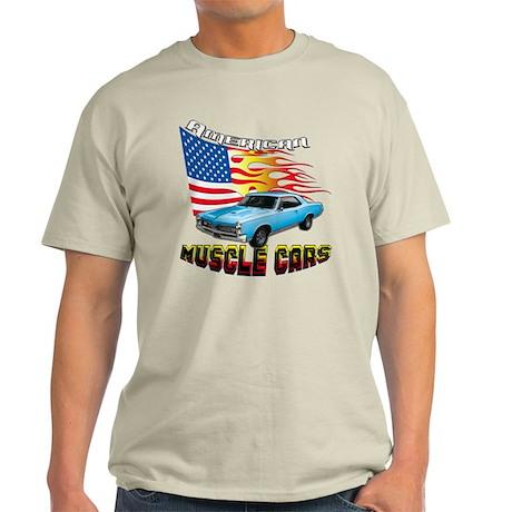 Muscle Car-GTO Light T-Shirt