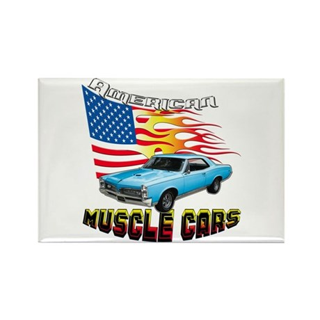 Muscle Car-GTO Rectangle Magnet