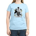 Canfield Family Crest  Women's Light T-Shirt