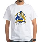 Camden Family Crest White T-Shirt