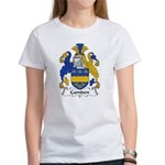 Camden Family Crest Women's T-Shirt