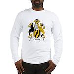 Calvert Family Crest Long Sleeve T-Shirt