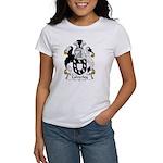 Calverley Family Crest Women's T-Shirt
