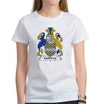 Calthorp Family Crest Women's T-Shirt