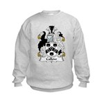 Callow Family Crest Kids Sweatshirt