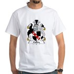 Calley Family Crest White T-Shirt