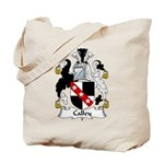 Calley Family Crest Tote Bag