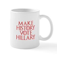 Make History Vote Hillary-Gam red 400 Mugs