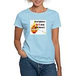 Fire Fighters Do it Women's Light T-Shirt