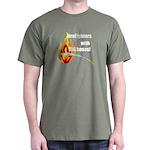 Fire Fighters Do it Dark T-Shirt