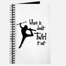 TWIRL IT OUT Journal