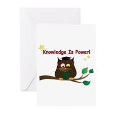 Wise Owl Greeting Cards (Pk of 20)