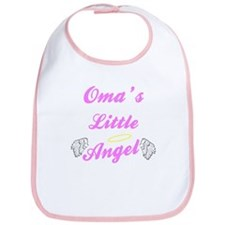 Oma's Little Angel Bib